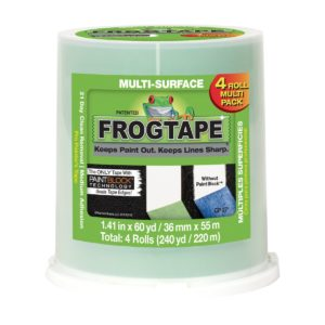 FrogTape Multi-Surface Painter's Tape​
